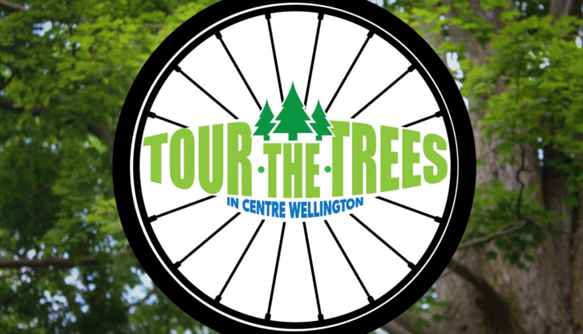 Tour The Trees - Centre Wellington - Logo
